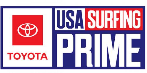 USA Surfing Prime East logo